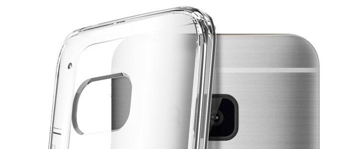 Spigen Ultra Hybrid HTC One M9 Case - Gunmetal