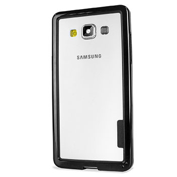FlexiFrame Samsung Galaxy A5 Bumper Case - Black