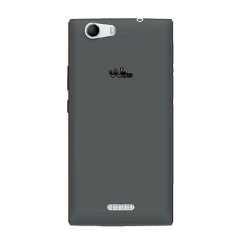 Encase FlexiShield Wiko Ridge Fab 4G Case - Smoke Black