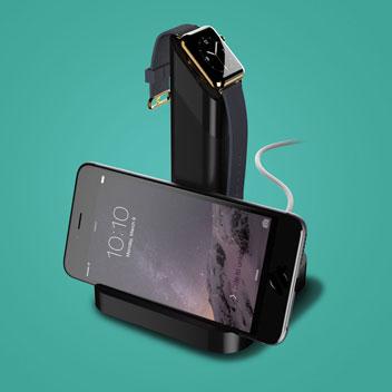 Support de recharge Apple Watch 3 / 2 / 1 Griffin WatchStand