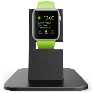 Twelve South HiRise Apple Watch Charging Stand - Black