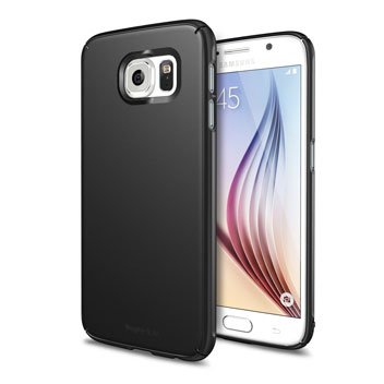 Rearth Ringke Slim Samsung Galaxy S6 Case - Black