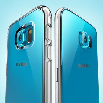 Rearth Ringke Slim Samsung Galaxy S6 Case - Black