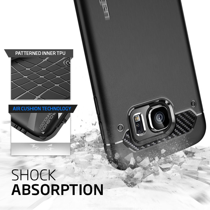 Spigen Ultra Rugged Capsule Samsung Galaxy S6 Tough Case