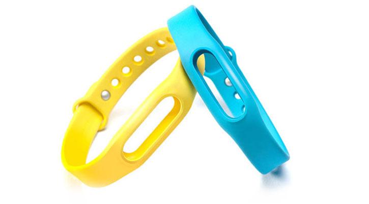 Bracelet de remplacement pour Xiaomi Mi - bleu