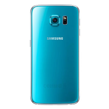 SIM Free Samsung Galaxy S6 - Blue 32GB