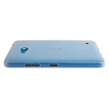 Flexishield Microsoft Lumia 640 Gel Case - Frost White