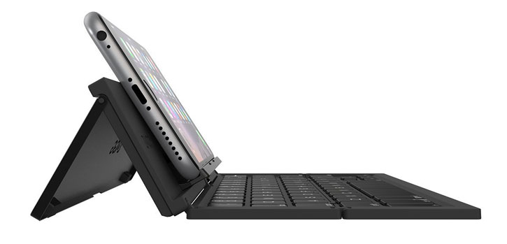 zagg universal tablet and smartphone bluetooth keyboard 4