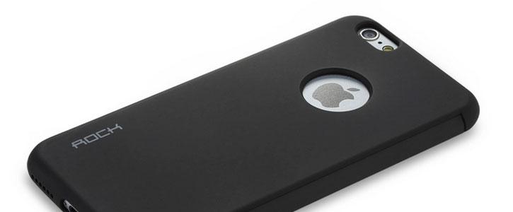 ROCK Dr.V iPhone 6 Plus View Case - Black