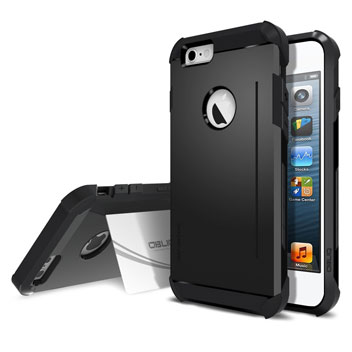 Obliq Skyline Pro iPhone 6 Plus Tough Case - Black