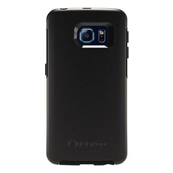 OtterBox Symmetry Samsung Galaxy S6 Edge Case - Black