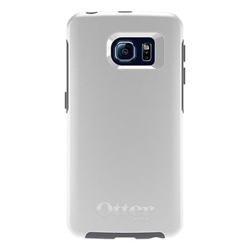 OtterBox Symmetry Samsung Galaxy S6 Edge Case - Glacier