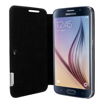 Piel Frama FramaSlim Samsung Galaxy S6 Leather Case - Black