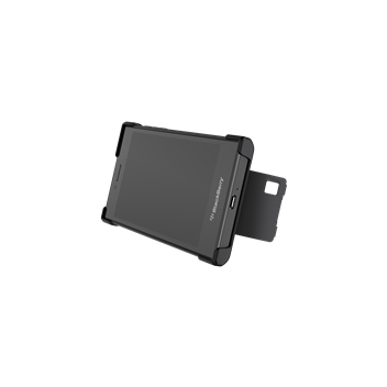Official Blackberry Leap Flex Shell Case - Black