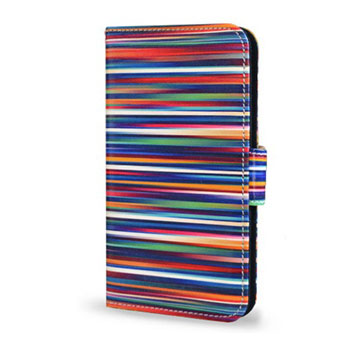 create and case samsung galaxy s6 edge book case blurry lines 4