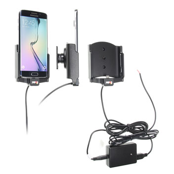 Brodit Active Samsung Galaxy S6 Edge In-Car Holder with Molex Adapter