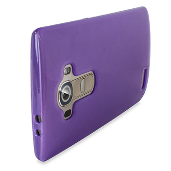 FlexiShield LG G4 Gel Case - Purple