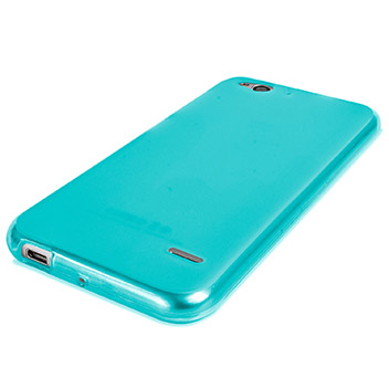 Olixar FlexiShield ZTE Blade S6 Case - Light Blue