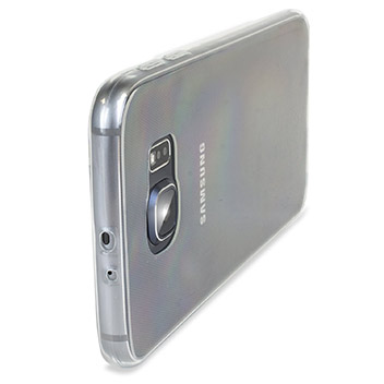FlexiShield Ultra-Thin Samsung Galaxy S6 Gel Case - 100% Clear
