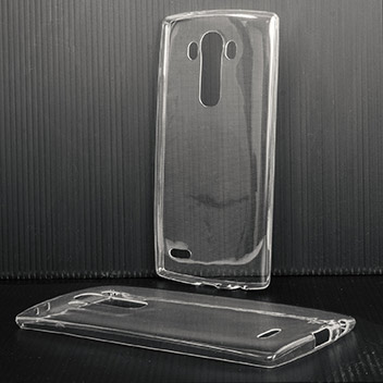 FlexiShield Ultra-Thin LG G4 Gel Case - 100% Clear