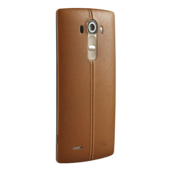 SIM Free LG G4 32GB - Leather Brown