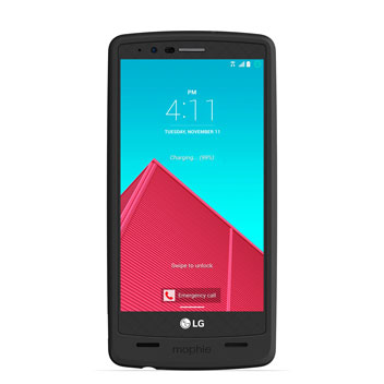 Mophie Juice Pack LG G4 Battery Case - Black