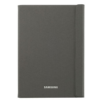 Official Samsung Galaxy Tab A 9.7 Book Cover - Smokey Titanium