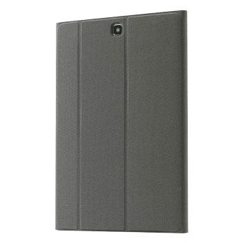 Official Samsung Galaxy Tab A 9.7 Book Cover - Smokey Titanium