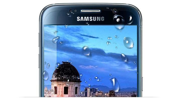 CORE Samsung Galaxy S6 Curved Glass Screen Protector