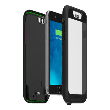 Mophie iPhone 6 Juice Pack H2PRO Waterproof Battery Case - Black