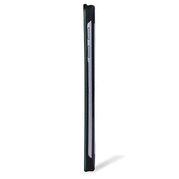 Olixar Aluminium Samsung Galaxy S6 Edge Shell Case - Slate Blue