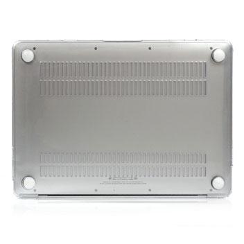 Olixar ToughGuard Crystal MacBook 12 inch Hard Case - Clear