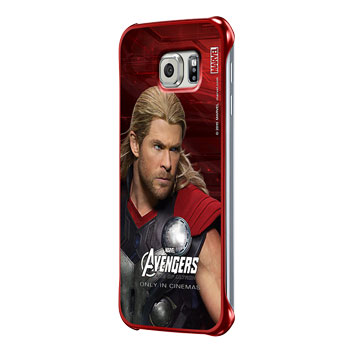 Official Samsung Marvel Avengers Galaxy S6 Case  - Thor