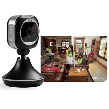 Flir FX Wireless HD Camera Video Monitoring System