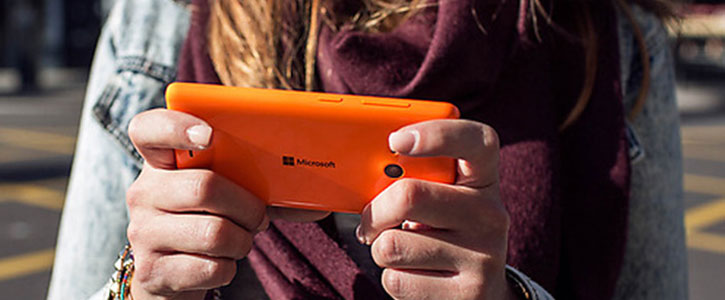 SIM Free Microsoft Lumia 535 - Black