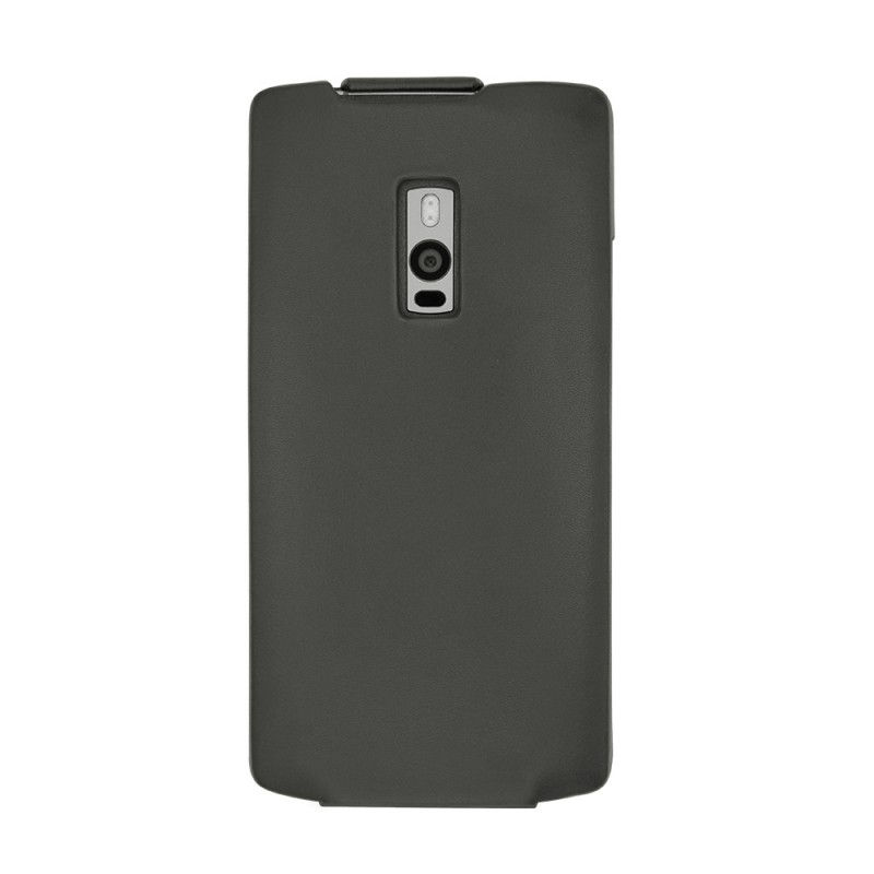 Noreve Tradition OnePlus 2 Leather Case - Black