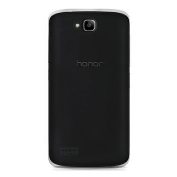 FlexiShield Huawei Honor Holly Case - Frost White