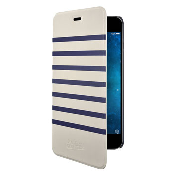 Jean-Paul Gaultier Striped Sailor iPhone 6 Plus Folio Case