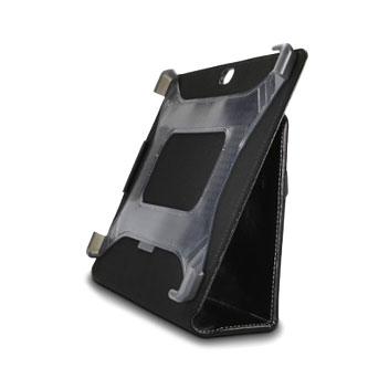Maroo Microsoft Surface 3 Leather Folio Case - Obsidian Black