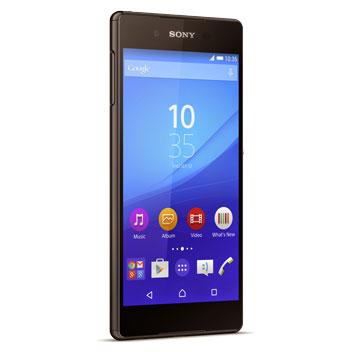SIM Free Sony Xperia Z3+ 32GB - Black