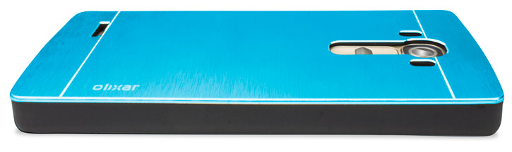 Olixar Aluminium LG G4 Shell Case - Green