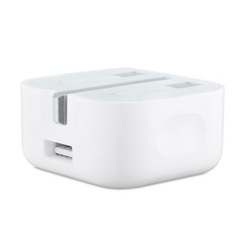 Official Apple 5W USB Folding Pins Power Adapter