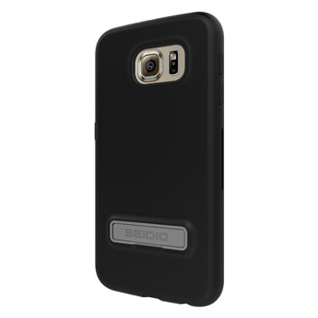 Seidio Capsa TouchView Samsung Galaxy S6 Case - Balck
