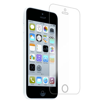 Olixar Total Protection iPhone 5C Case & Screen Protector Pack - Clear