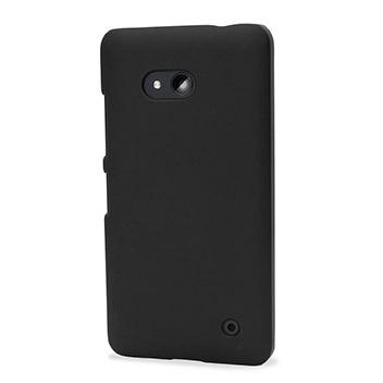 ToughGuard Microsoft Lumia 640 Rubberised Case - Black