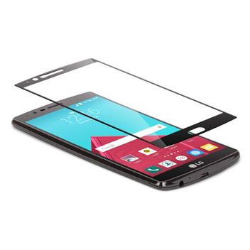 Moshi iVisor LG G4 Glass Screen Protector - Black