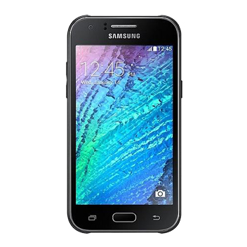 SIM Free Samsung Galaxy J1 - Black