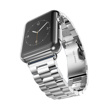 Hoco Apple Watch Strainless Steel Strap - 42mm - Silver