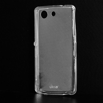 FlexiShield Ultra-Thin Sony Xperia Z4 Compact Gel Case - 100% Clear