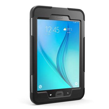 Griffin Survivor Slim Samsung Galaxy Tab A 8.0 Tough Case - Black